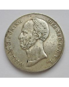 Rijksdaalder, 1846 (mmt. lelie)