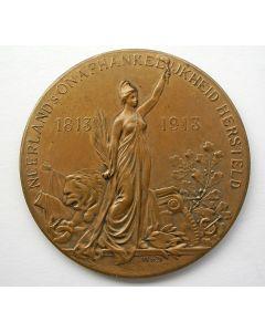 Penning, Eeuwfeest Nederlandse Onafhankelijkheid, 1913