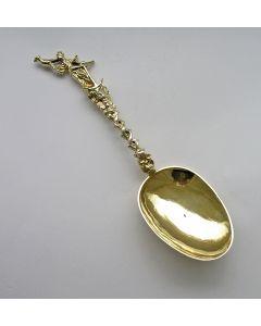 Strooipenning, Waterloo 1815