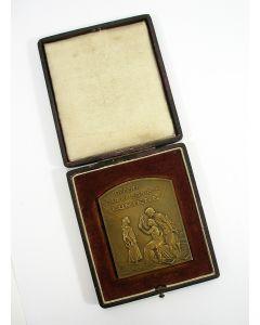 Prijspenning van de Societé Lumière voor Fotokunst, Antwerpen, ca. 1910