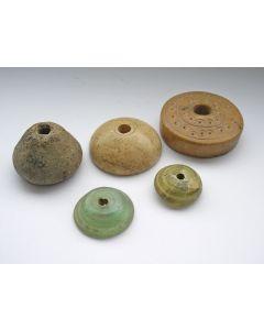 Romeinse spinsteentjes