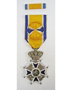 Onderscheiding Officier Oranje Nassau, in cassette