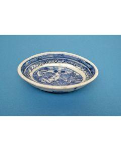 Chinees porseleinen zoutbakje, Qianlong periode