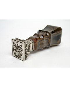 Lakstempel, Jhr. Bosch van Drakestein 19e eeuw
