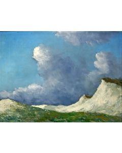 Janus de Winter, 'Gedroomd landschap', ca. 1920