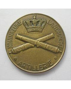 Penning Koninklijke Landmacht - Artillerie [1939]