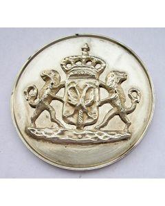 Zilveren prijspenning, Bolsward 1881