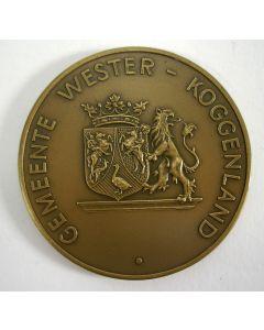 Penning van de Gemeente Wester-Koggenland