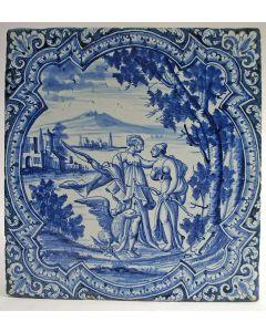 Oventegel, Duitsland, 18e eeuw