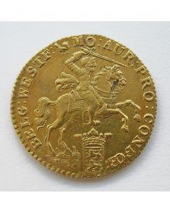 West-Friesland, gouden rijder 1750