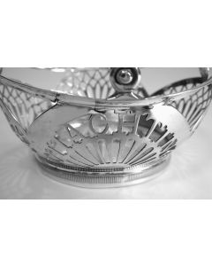 Tinnen klisteerspuit, 19e eeuw