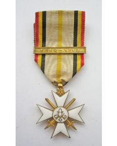 [België] Burgerlijk Kruis Eerste Klasse 1914-1918