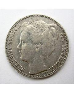 1 gulden 1907