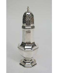 Sterling zilveren suikerstrooier, 1932