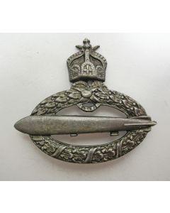 Draagteken voor bezettingen van luchtschepen van het Duitse leger in de Eerste Wereldoorlog