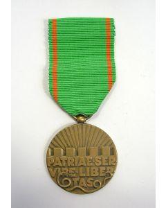 Vrijwilligersmedaille 1958