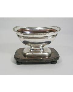 Zilveren pijpkomfoor, Jan George Grebe, Rotterdam 1820