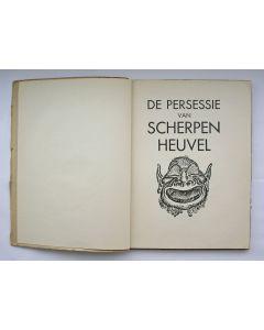 Theodoor Weustenraad. 'De persessie van Scherpenheuvel'. Uitgave Charles Nypels, met illustraties van Charles Eyck, 1931.