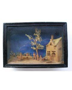 Bavelaartje, kegelbaan, ca. 1810