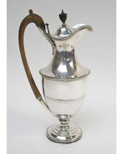 Zilveren schenkkan, Londen 1897