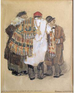 Herman Moerkerk, Het Perzische kleedje uit Zandvoort