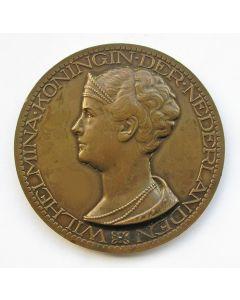 Penning, Koningin Wilhelmina [1930]