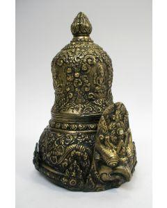Ceremoniële kroon, 'Mahkota', Oost-Java, 19e eeuw