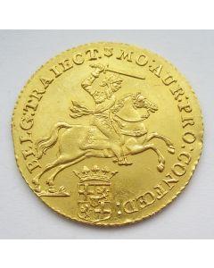 Utrecht, gouden rijder 1763
