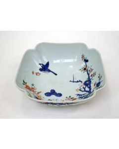 Kakiemon porseleinen kom, Japan, 18e eeuw
