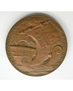 Penning, Zilveren Huwelijk Wilhelmina en Hendrik (door Chris van der Hoef en Jac van Goor),1926