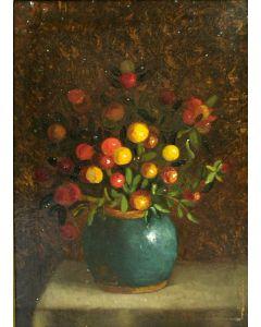 Marie Becht, bloemstilleven