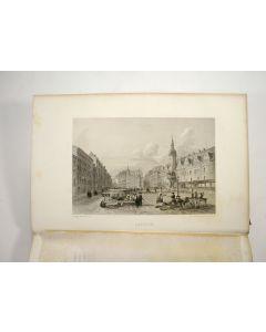 Xavier Marmier, Voyage pittoresque en Allemagne, partie septentrionale, Parijs 1860, met gravures