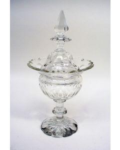 Kristallen gembercoupe, 19e eeuw