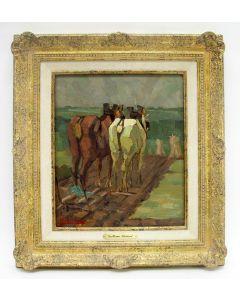 Guillaume Eberhard, Ploegpaarden