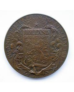 Penning, Brandverzekeringmaatschappij 'Holland', 1914 [J.C. Wienecke]