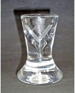 Vrijmetselaarsglas (kanon), 19e eeuw