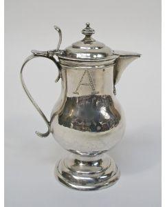 Zilveren ampul, Utrecht, 1774
