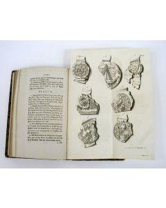 Jacobus Ermerins, Zeeuwsche oudheden [Veere, Borssele], 1786