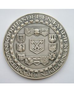 Penning, 400 jaar betrekkingen Nederland-Japan, K.v.K. Leiden, 2000