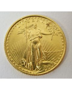 Gouden 5 dollar USA, 1986