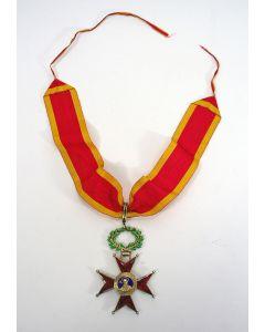 [Vaticaan] Pauselijke onderscheiding, Orde van Sint Gregorius de Grote (Commandeur)