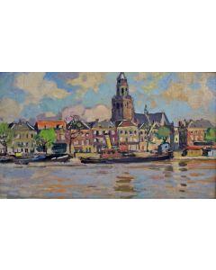 T.g.a. Ben Viegers, Gezicht op Kampen.