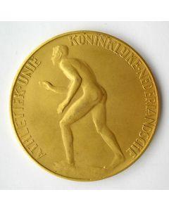 Penning Koninklijke Nederlandsche Athletiek-Unie, Chris van der Hoef, 1927