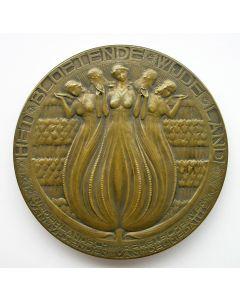 Penning, 100 jaar Nederlandse Onafhankelijkheid,1913 [Chris van der Hoef]