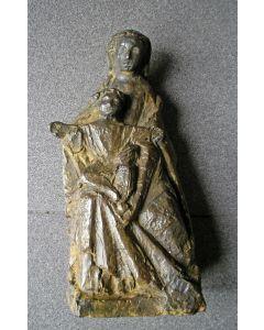 Mari Andriessen, Madonna, brons