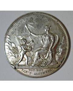 Penning, 50-jarig bestaan Maatschappij tot Nut van het Algemeen, 1834