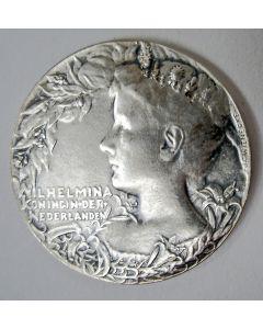 Inhuldiging van Koningin Wilhelmina, 1898