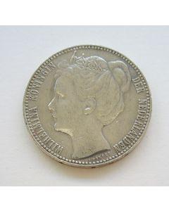 1 gulden 1909