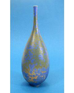 Hein Severijns, porseleinen vaas met kristalglazuur, ca. 1990