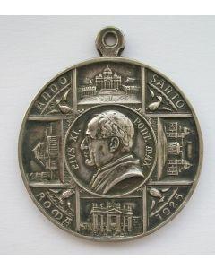[Vaticaan] Medaille Paus Pius XI, Anno Santo 1925